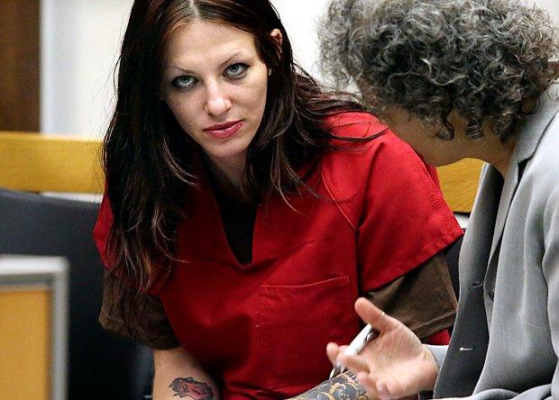 Prostytutka, kt�ra wstrzykn�a dyrektorowi z Google'a �mierteln� dawk� heroiny, skazana