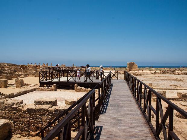 Cypr. Hipnotyzujące mozaiki z Pafos, ikony i freski. Co mówią na temat wyspy?