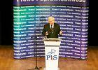 PiS zbiera kas� na spe�nienie obietnic
