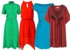 Sukienki na lato z popularnych sieci�wek: wyb�r redakcji