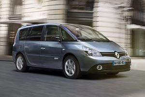 Renault Espace po liftingu   Galeria