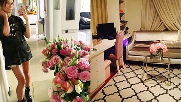 Niech żyje Instagram! Dzięki niemu możemy podziwiać piękne i nowoczesne wnętrza warszawskiego mieszkania Mai Bohosiewicz. Aktorka pokazuje również, jak urządzone są pokoiki jej małych dzieci, a ma ich już dwójkę. Szarość i róż to kolory dominujące w mieszkaniu uczestniczki programu 'Twoja twarz brzmi znajomo'. Co myślicie o takim wystroju wnętrz i kolorystyce? Podoba się Wam? Coś Was zainspirowało?