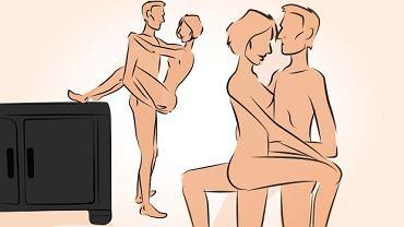 Kobieca kontrola sytuacji, ograniczona głębokość penetracji, a zarazem stymulacja miejsc kluczowych dla przyjemności: strach przed dużym penisem można pokonać z przyjemnością