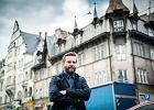"""Michał Larek: """"chciałbym napisać dziesięciotomową serię"""". Rozmowa z autorem kryminału """"Furia"""""""