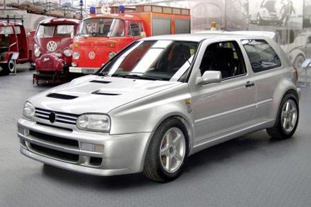 Volkwagen Golf III A59