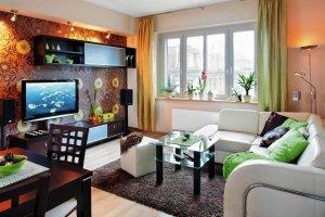 Mały Salon W Bloku Wnętrzaaranżacje Wnętrz Inspiracje