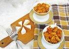 Potrawka marchewkowo-ry�owa z kurczakiem