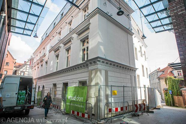 Zdjęcie numer 0 w galerii - Elewacje najnowszej inwestycji Sowy już gotowe [ZDJĘCIA]