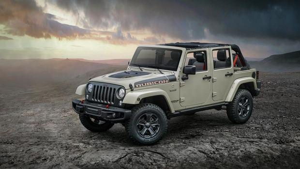 Jeep Wrangler | Na pożegnanie