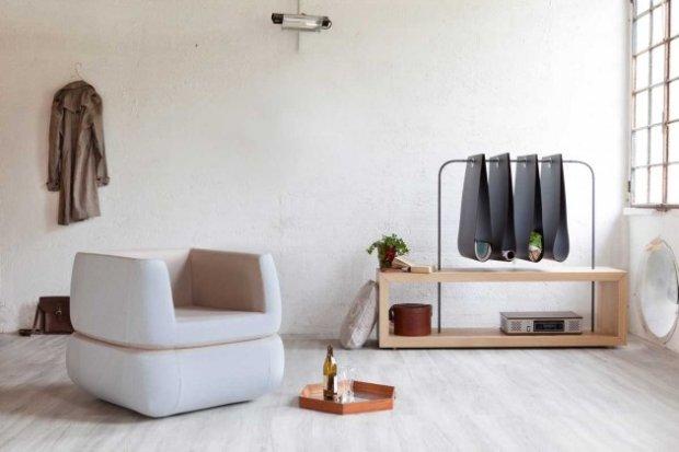 Fotel Polda, proj. Giuseppe Gioia dla Formabilio