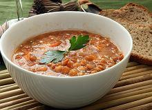 Zupa z czerwonej soczewicy - ugotuj