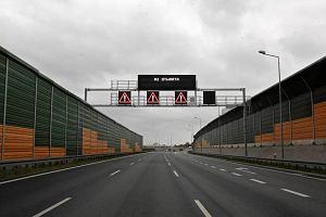 Kurs dla warszawiak�w: jak je�dzi� po autostradzie