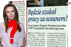 """Hanna Lis przejdzie do TVN? Na drodze ma sta� Kinga Rusin. """"Nie dopu�ci, by zatrudniono j� w stacji"""""""