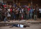 Koszmar eboli trwa. WHO poda�o now� liczb� ofiar, prezydent Sierra Leone zach�ca obywateli do postu