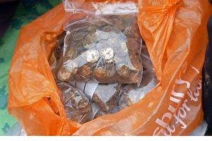 Brytyjczyk znalaz� na polu tysi�ce srebrnych monet z XI wieku. Warto��? Nawet milion funt�w