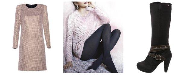 bddf67d567 Sukienka na zimę - co zakładać na siebie w zimowe dni