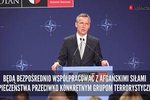 NATO przedłuża swoją misję w Afganistanie