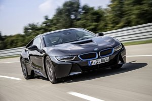 Salon Frankfurt 2013 | BMW i8