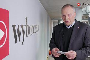 Panie prokuratorze, przyjdzie panu odpowiedzieć za tę decyzję  - Jarosław Kurski o umorzeniu śledztwa w sprawie premier Szydło