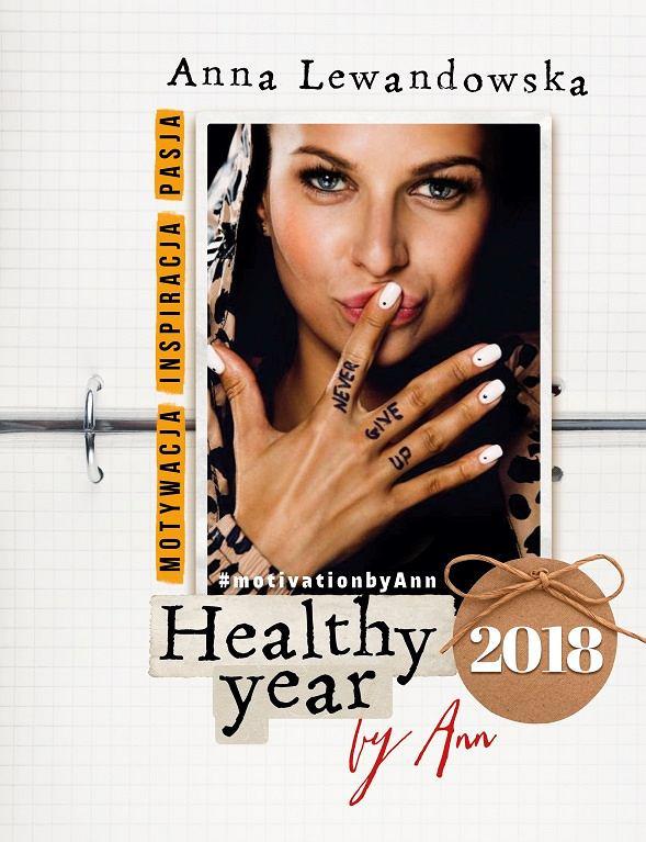 """Już 25 października swoją premierę będzie miał kalendarz motywacyjny Anny Lewandowskiej """"Healthy Year by Ann"""""""