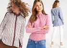 Koszula w paski na trzy sposoby