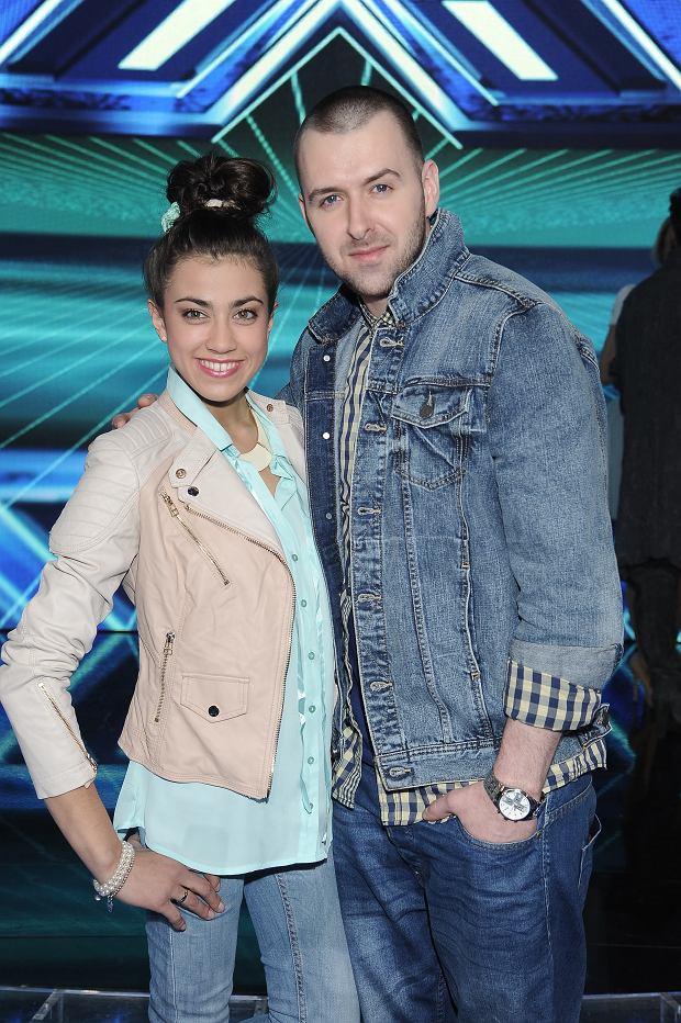 Grzegorz Hy�y, Maja Hy�y, X Factor
