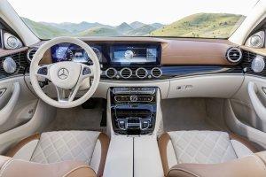 Salon Detroit 2016 | Mercedes klasy E | Wiemy ju� wszystko
