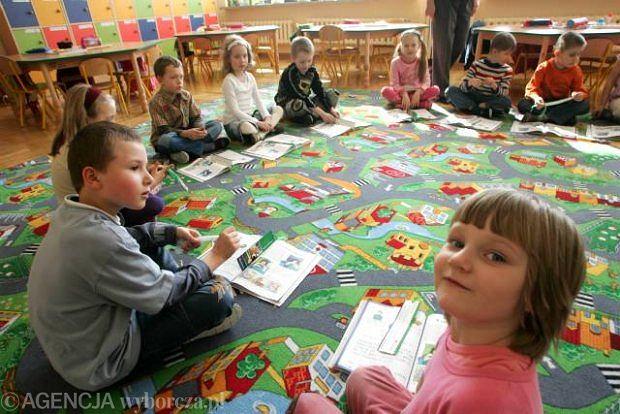 PiS zawraca sze�ciolatki do przedszkoli