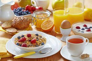 Zdrowe śniadanie - 4 błędy, które popełniasz