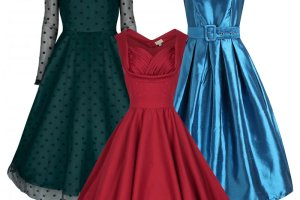 Studniówka w stylu retro: 4 stylizacje inspirowane latami 50.