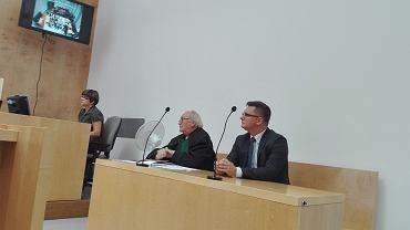 W Sądzie Okręgowym w Katowicach zakończyło się postępowanie w sprawie rozwiązania przez władze miasta marszu zorganizowanego przez Młodzież Wszechpolską. Jako świadek zeznawał w środę Marcin Krupa, prezydent Katowic