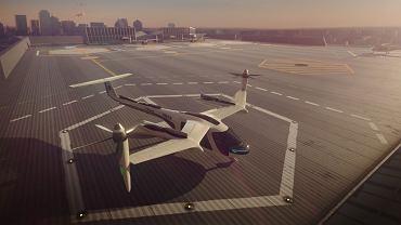 Tak będą wyglądały latające taksówki Ubera
