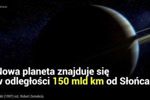 Nowa planeta w Układzie Słonecznym? Naukowcy mają mocne dowody