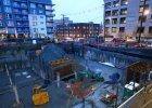 USA: robotnicy znaleźli na budowie cios mamuta
