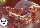 """Rosie Huntington-Whiteley w """"Vogue Germany"""" - delikatna jak róża czy ostra jak kolce? [ZDJĘCIA]"""