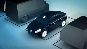 Autonomiczne parkowanie - wideo