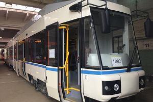 Odnowiony tramwaj w przedwojennym malowaniu wrócił do Gdańska [ZDJĘCIA]