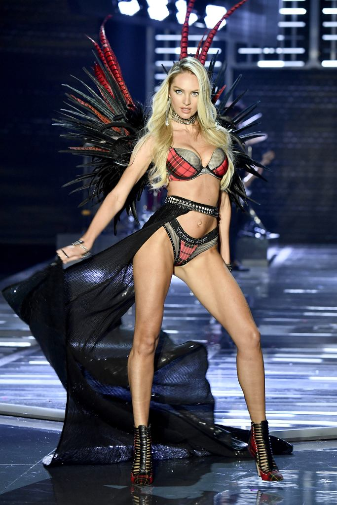 Pokaz Victorias Secret. / Frazer Harrison / Getty Images for Victorias Secr