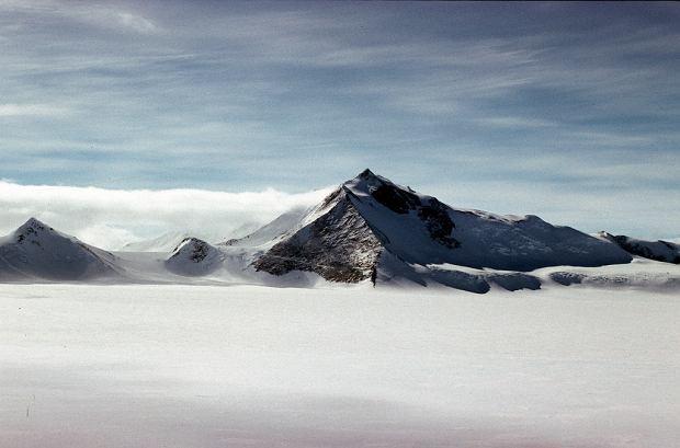 Wielka Brytania ma nowy najwyższy szczyt. Znajduje się na... Antarktydzie