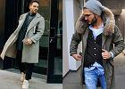płaszcze jesienne męskie