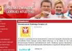 Prezes PZLA: Nie mamy wiadomo�ci o przypadku dopingu