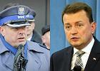 PO chce wyjaśnienia dymisji szefa policji