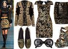 Trendy z wybiegu: barokowe inspiracje z pokazu Dolce & Gabbana