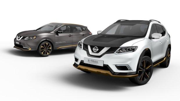 Nissan Qashqai i X-Trail Premium Concept
