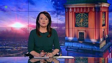 """Wiadomości"" TVP. 26.02.2016"