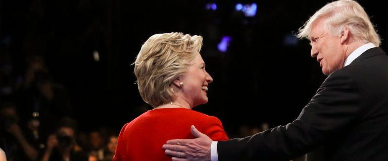 Sprawdzamy prawdom�wno�� Trumpa i Clinton. Fakty, mity i p�prawdy z pierwszej debaty