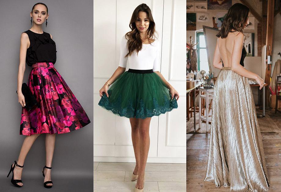 Spódnice od polskich projektantów
