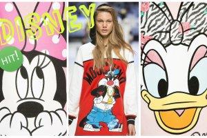 Disney- ubrania i gadżety z postaciami z ulubionych bajek