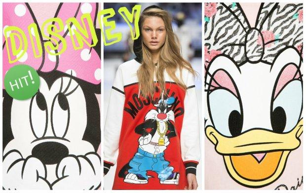Disney- ubrania i gad�ety z postaciami z ulubionych bajek