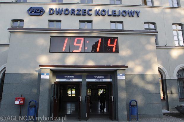 Dworzec w Rybniku |